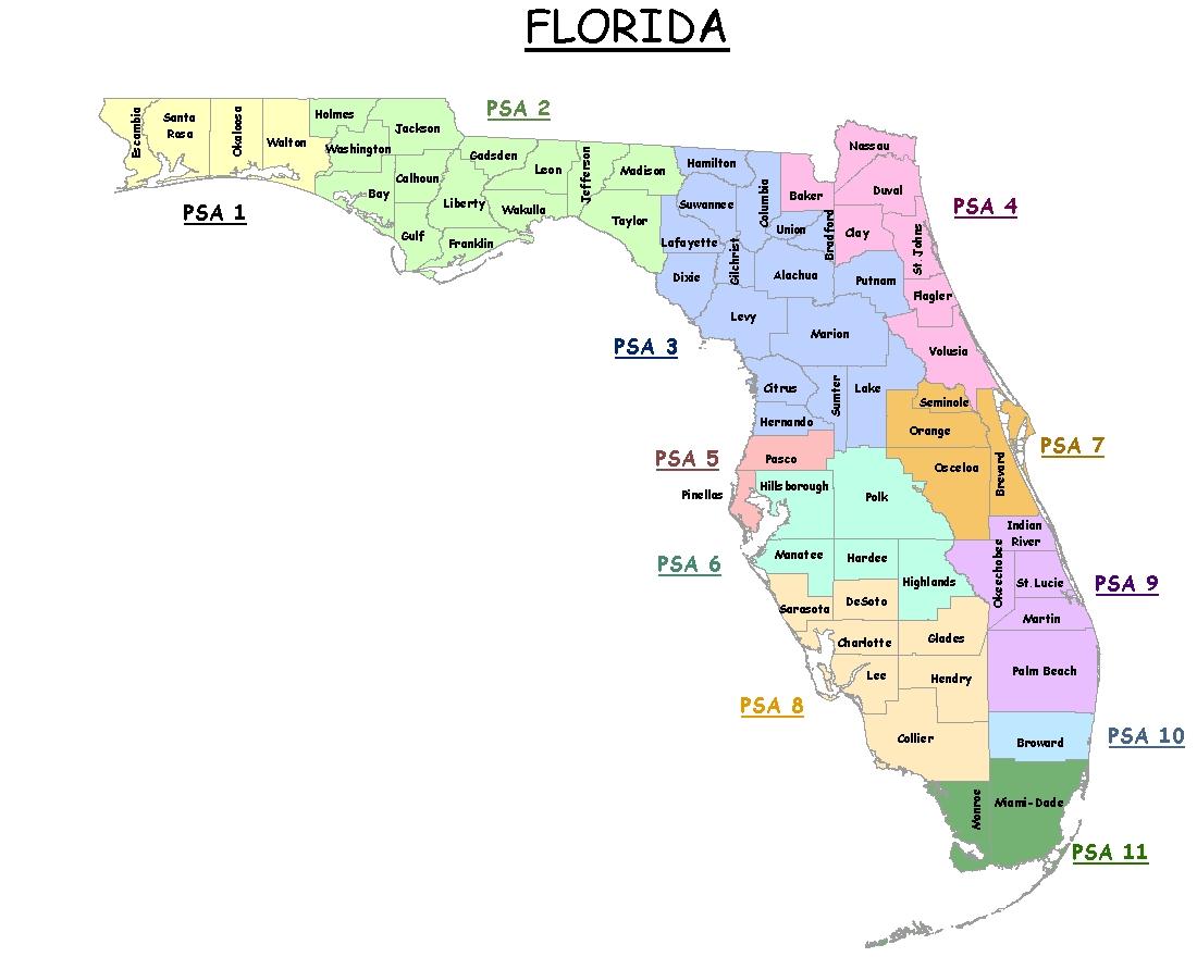2016 Florida County Profiles
