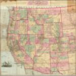 29 Road Map Of Western Us Maps Database Source