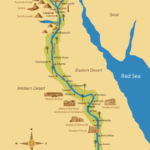 Ancient Egypt Maps Within Ancient Egypt Map Printable