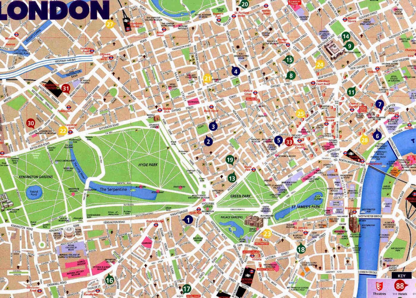 April 2015 Free Printable Maps