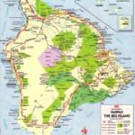 Big Island Hawaii Map It Hawaii Island Big Island