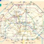 Bus Paris Map