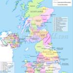 Buy UK County Map