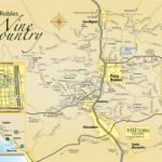 Chili Cook off By Deborah Duke Paso Robles Winery Map