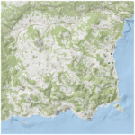 Dayz SA 1 0 Print Map No Names 4000x4000px
