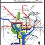 Dc Metro Map Pdf 2019