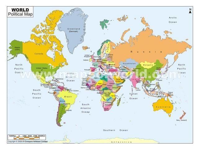 Free Printable World Map World Map Printable World Map