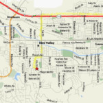 Image Result For Map Of Simi Valley Map Simi Valley