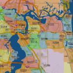 Image Result For Zip Code Map Jacksonville Fl Zip Code