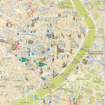 Large Valencia Maps For Free Download And Print High