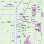 Las Vegas Strip Hotels And Casinos Map Las Vegas In 2019