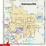 Map Of Gainesville Florida Neighborhoods Map Of