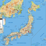 Maps Of Japan Detailed Map Of Japan In English Tourist