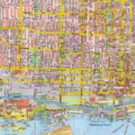 Maps Of Toronto Ontario Canada Free Printable Maps