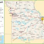 Missouri Highway Map