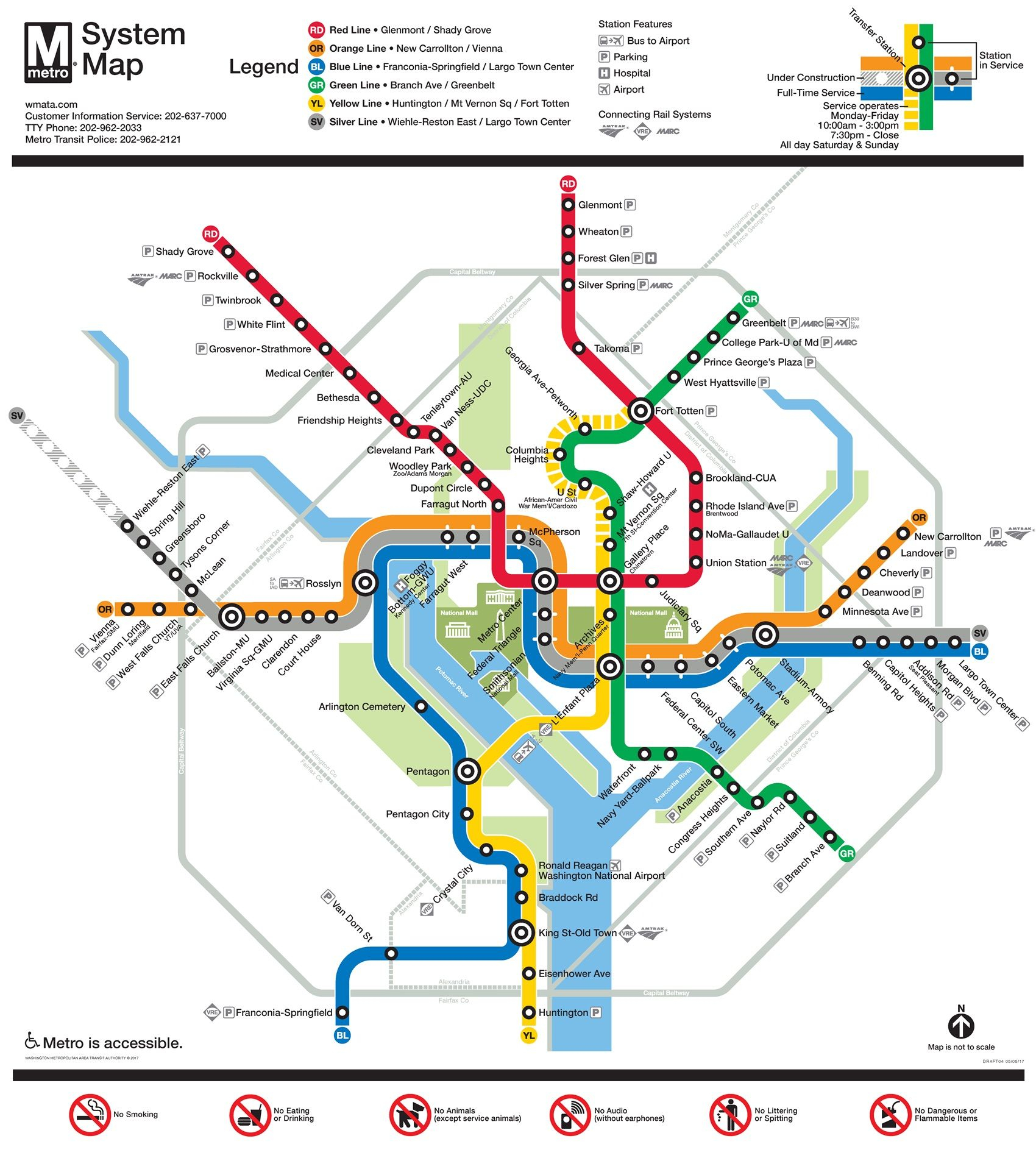 Pin By Julie Dunn On Not New England Dc Metro Map
