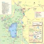 Printable Map Of Lake Tahoe Free Printable Maps