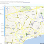 Reference Of Map With States Mapquest Driving Directions