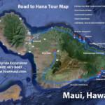 Road To Hana Historic Hana Highway Map Tips