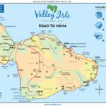 See The Road To Hana Highway Map Guide To Hana Maui