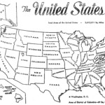 US Map Coloring Pages Best Coloring Pages For Kids