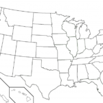 Us Map With Cities Printable Us Political Map New Us Map