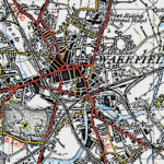Wakefield Photos Maps Books Memories Francis Frith