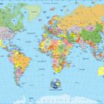World Map Pdf Printable 2018 And Free Printable World