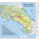10 Best Of Printable Map Costa Rica Printable Map