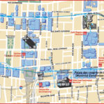 33 Map Of Downtown Montreal Maps Database Source