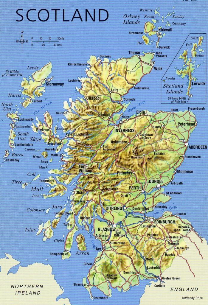A 7 Day Road Trip Through Rural Scotland Virtualwayfarer