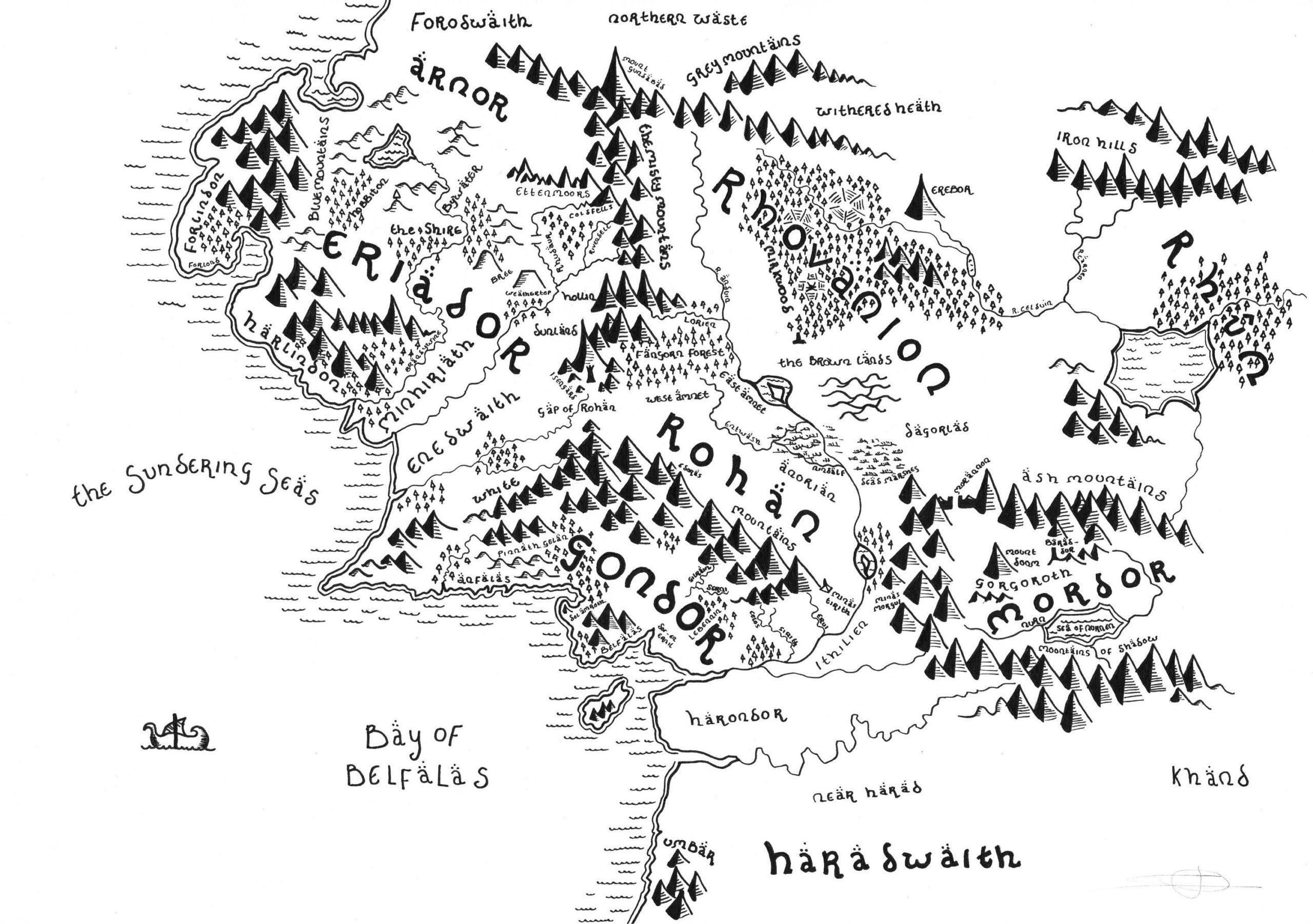 Cart grafo Amador Desenvolve Mapas Inspirados No Estilo De