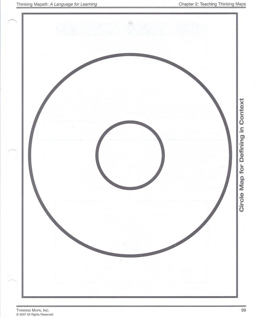Circle Map Template Printable Printable Maps