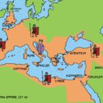 Core Knowledge Ancient Rome Map Ancient Rome Lessons
