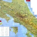 Cs Area Free Print Map South America Costa Rica Implrs