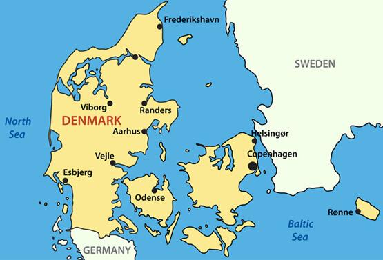 Denmark Facts For Kids Denmark For Kids Travel
