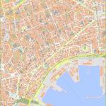 Detailed Tourist Maps Of Naples Italy Free Printable