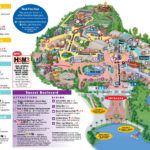 DISNEY HOLLYWOOD STUDIOS MAP Clicking On The Pic Will