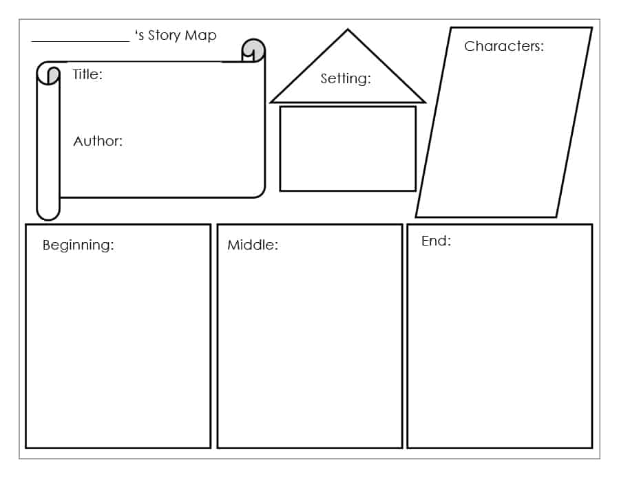 Download Story Map Template 32 Story Map Template Story