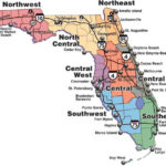 Free Florida Road Map Printable Map Of Florida Florida