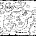 Free Pirate Treasure Maps For A Pirate Birthday Party