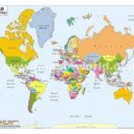 Free Printable World Map Free Printable World Map