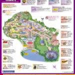 Hollywood Studios Map Disney Disney World Hollywood