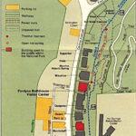 Hot Springs Bathhouse Row Map Bathhouse Row Wikipedia