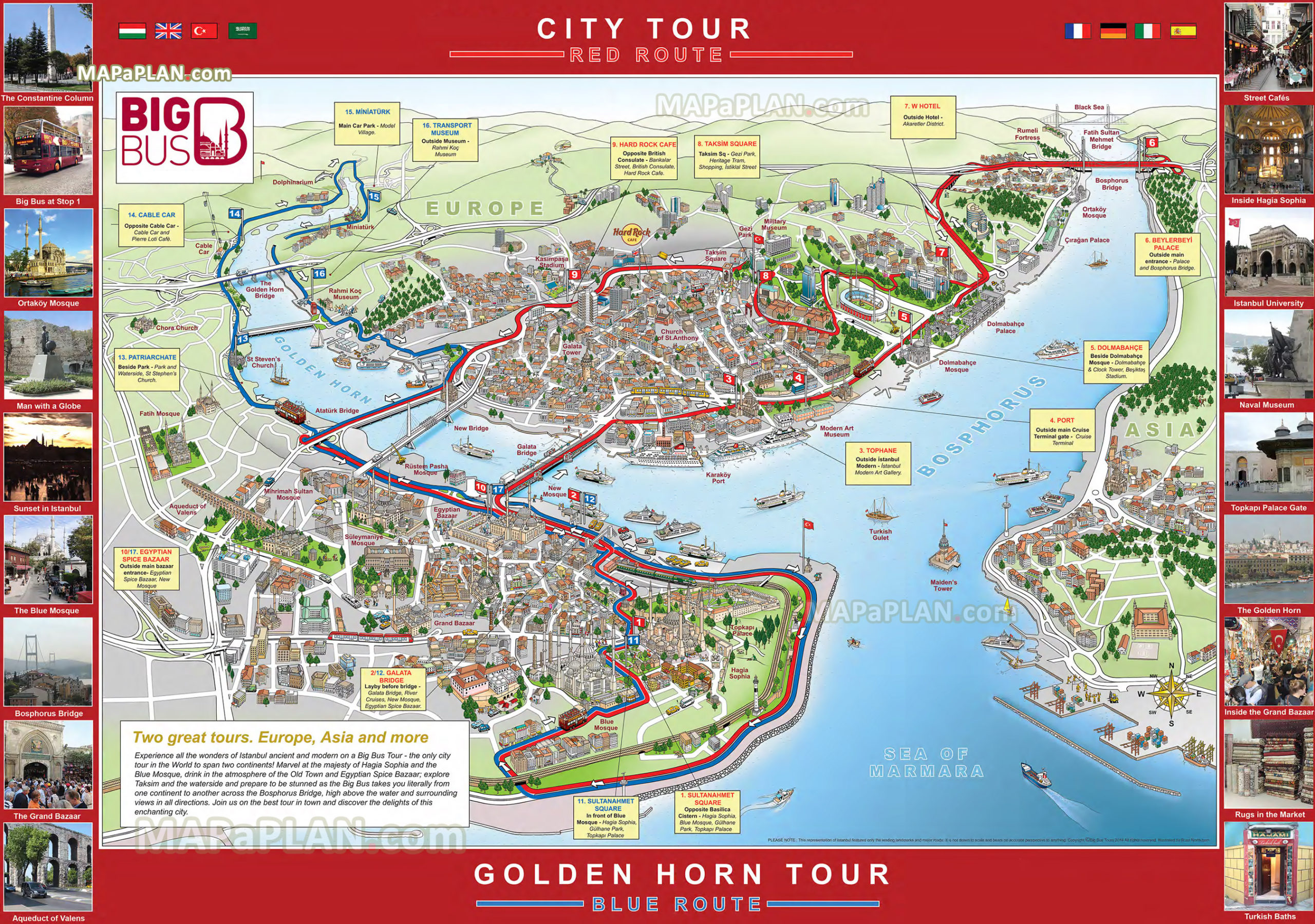 Istanbul Harita World Map Map Of World All Countries Map