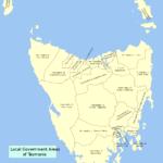 Local Government Areas In Tasmanien Wikipedia