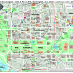 Map of dc downtown Download Them And Print