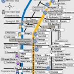 Map Of Hotels In Las Vegas AFP CV