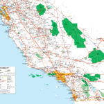 Map Of Southern California