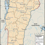 Maps Of Vermont MapofUS
